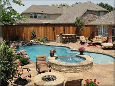 Pool Design Dallas pool design tip shaping up the pool from your dallas pool builder Weekly Cleaning Includes